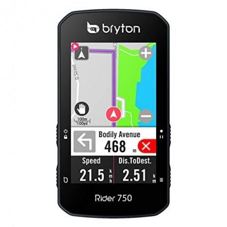 BRYTON RIDER 750 E